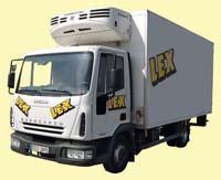 Kühlfahrzeug LKW