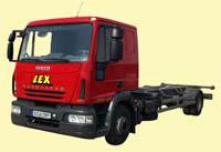 LKW Fahrzeug