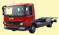 LKW Fahrzeug 7,5 Tonnen