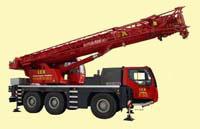 50 Tonnen Kranfahrzeug