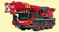 60 Tonnen Kranfahrzeug