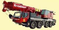 80 Tonnen Kranfahrzeug
