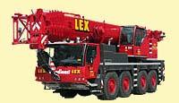 90 Tonnen Kranfahrzeug