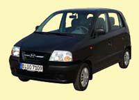 Hyundai Atos black