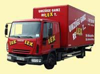 Koffer Lkw 6m Doppelkabine
