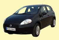 Fiat Punto black