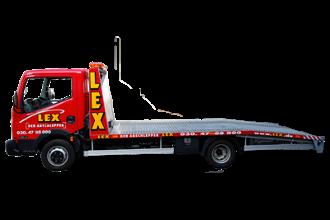 Abschleppfahrzeug 3,5 Tonnen