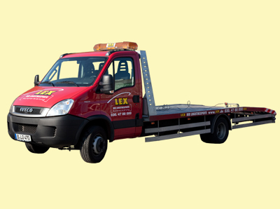 Iveco Abschlepper