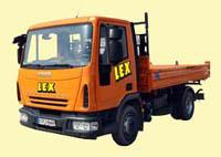Kipper 7,49 Tonnen