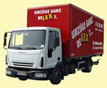 Koffer-LKW 6m lang