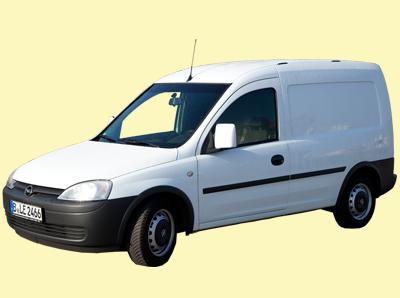 Opel Kastentransporter
