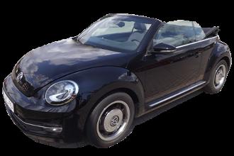 VW Beattle Cabrio