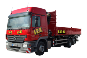 Kraftwagenfahrer zum LKW in Berlin mieten