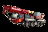 80 Tonnen Kran