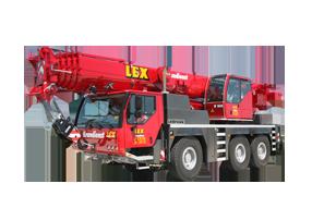 55 Tonnen Kran