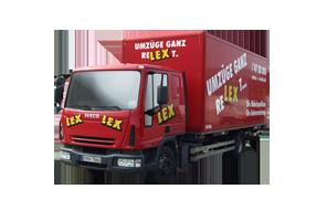 Koffer LKW 6m Doppelkabine 7,49t