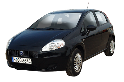 Erfahrungsbericht Fiat Punto - Mietwagen
