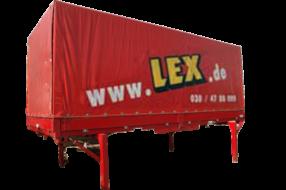 LKW Container