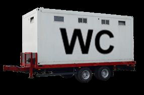 Sanitär-Container