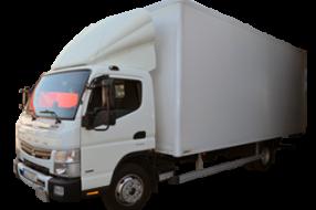 Kasten LKW mit 3,2 t Nutzlast