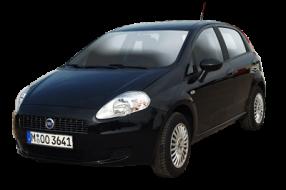 Erfahrungsbericht Fiat Punto – Mietwagen