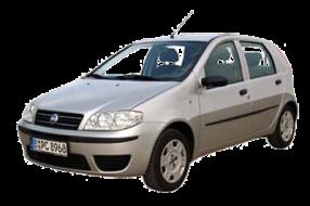 Fiat Punto klein