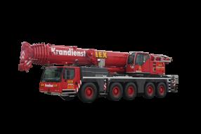 130 Tonnen Kran