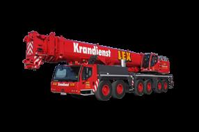 350 Tonnen Kran