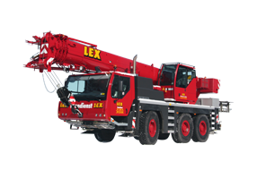 50 Tonnen Kran