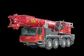 90 Tonnen Kran