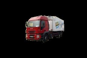 Tiefkühler – Lkw 14 Tonnen