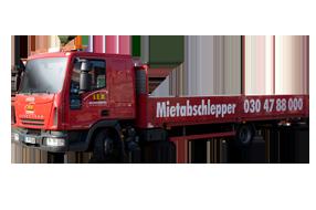 LKW Abschlepper – Doppelkabine