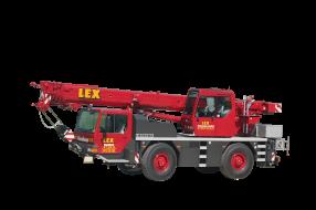 30 Tonnen Autokran Berlin