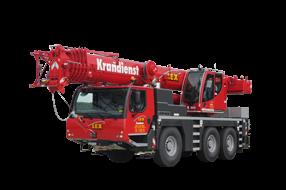 60 Tonnen Kran