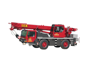 30 Tonnen Kran