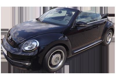 Erfahrungsbericht Mietwagen VW Beetle Cabrio